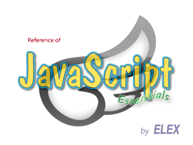 Reference of JavaScript Essentials